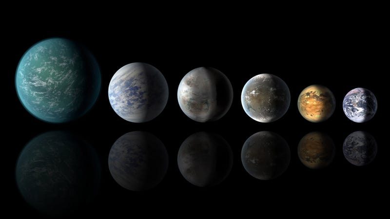 Illustration for article titled Updated Kepler Catalog Includes 521 New Possible Exoplanets