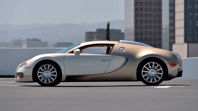 A Bugatti Veyron Rental Costs 20 000 A Day But Most People Aren T