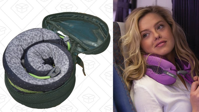 Cabeau Evolution Cool Travel Pillow, $52 with code VX9JTJ86