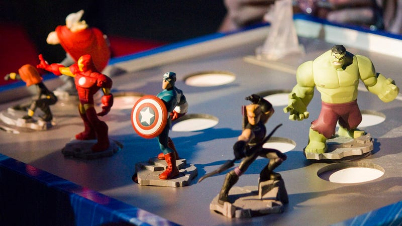 Illustration for article titled Everything Marvel Is Willing To Share About The Next Disney Infinity
