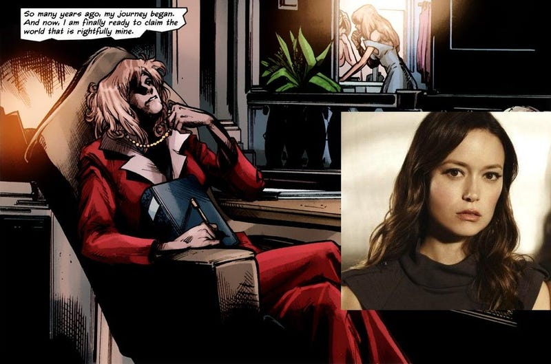 Illustration for article titled Summer Glau joins Arrow as recurring villain Isabel Rochev