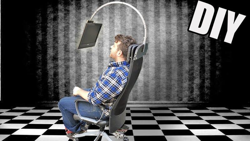 Build A Diy Rumbling Gaming Chair