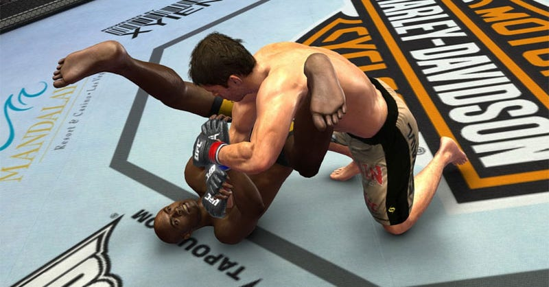 Illustration for article titled UFC 2009 Is May's Undisputed Bestseller
