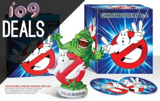Illustration for article titled Deals: Ghostbusters Remastered in 4K, The Hunger Games for $2, Pacific Rim