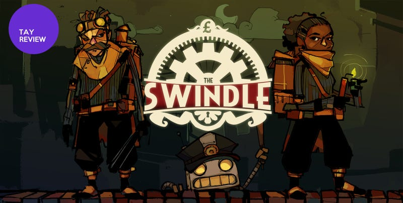 Illustration for article titled The Swindle:The TAY Review
