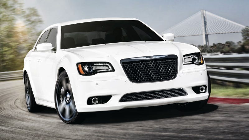 Illustration for article titled 2012 Chrysler 300 SRT8 Gallery
