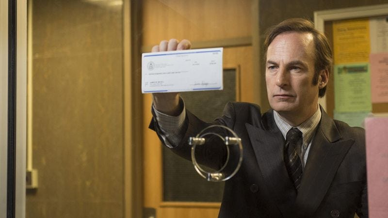 Illustration for article titled Exclusive: Here's a bonus feature from the Better Call Saul Blu-ray