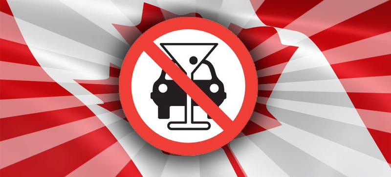 Illustration for article titled Drunk-Driver Calls 911 On Himself, Patiently Awaits Cops Because Canada