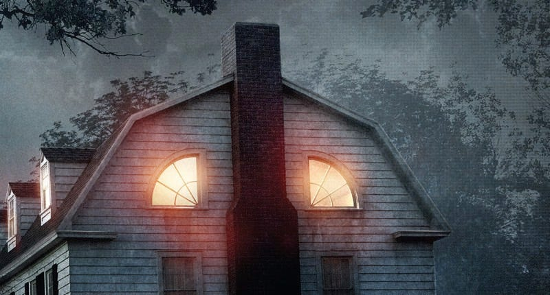 Illustration for article titled The New Amityville Horror Movie Poster Conveys Terror Via Instagram
