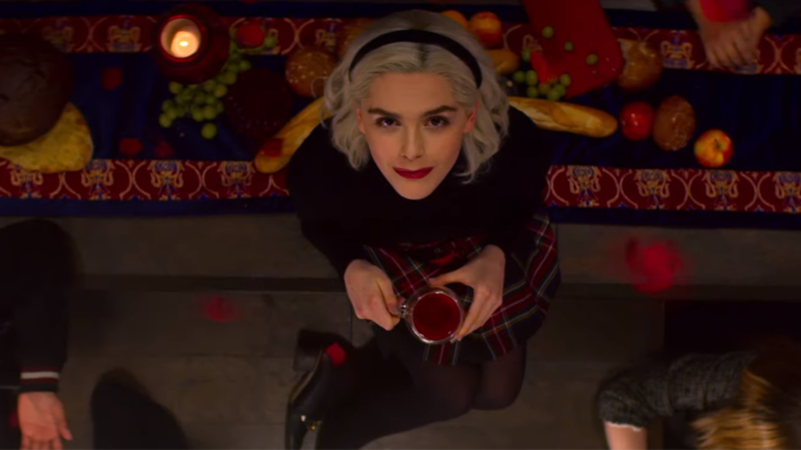 Chilling Adventures Of Sabrina Part 2 Trailer Good To Be Bad