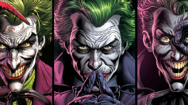 DC s Three Jokers Comic Will Revisit Batgirl and Red Hood s Most Devastating Traumas
