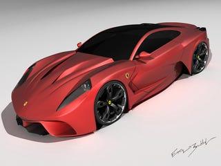 Illustration for article titled Emil Baddal Ferrari