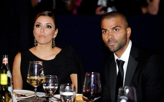 Illustration for article titled Eva Longoria Files For Divorce, Accuses Tony Parker Of Cheating