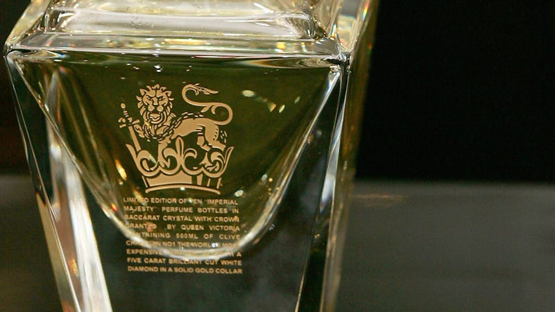 Illustration for article titled World's Most Expensive Perfume Costs $228K, Still Just Smelly-Ass Water