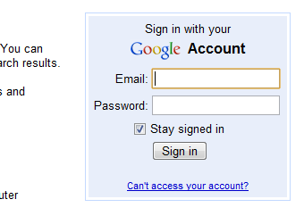 Illustration for article titled Google's Authentication Code Stolen in Attacks