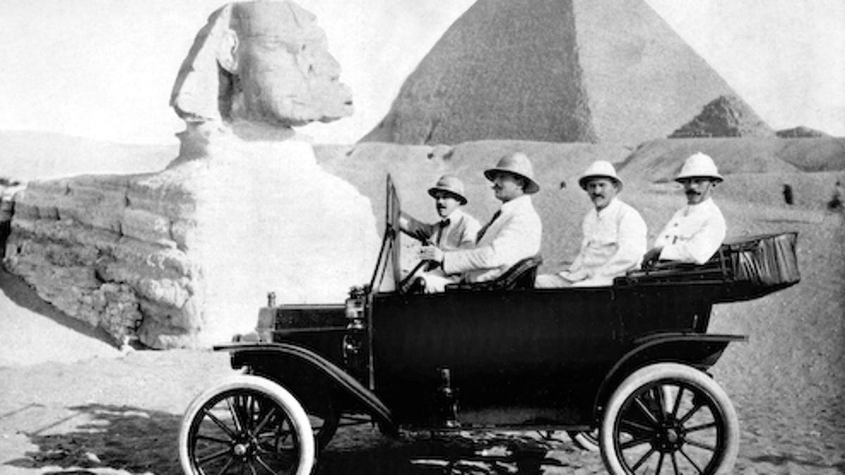 Ten Ways The Model T Changed The World