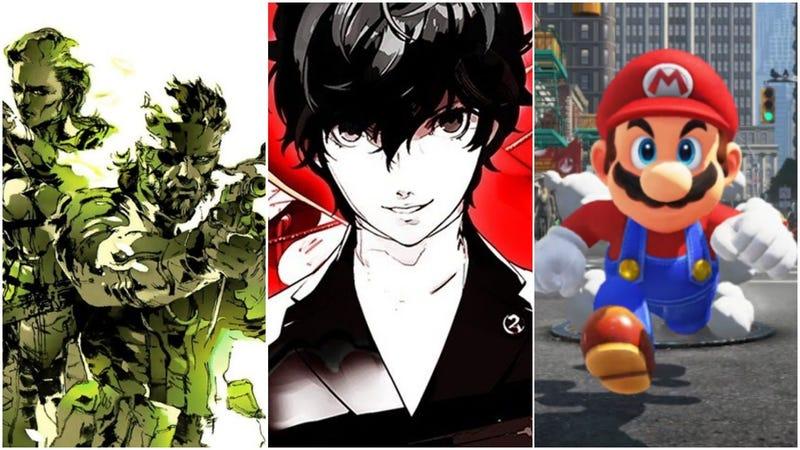 Encuesta Los Juegos Japoneses Mas Queridos Segun Personas De Todo
