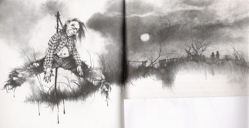 Illustration for article titled Graveyard Shift - Spooky Scary Podcast Edition! OOOOOOooooohhhhh!