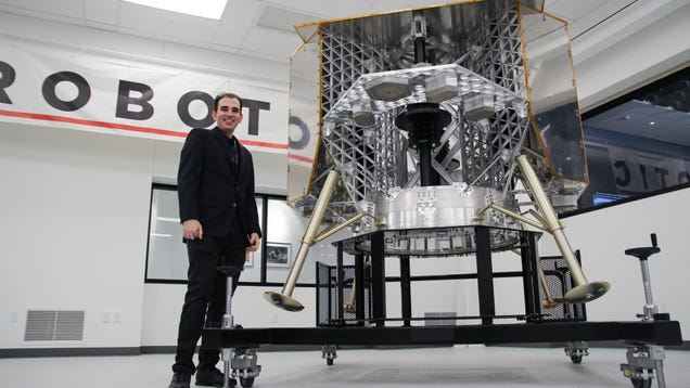 Astrobotic Debuts Massive New  Moon Base  in Pittsburgh