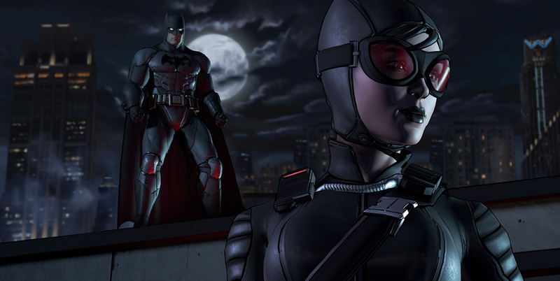 Illustration for article titled Telltale's Batman Series Starts Well, But Doesn't Shock Yet