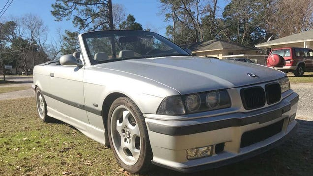 At $4,500, Could This 1999 BMW M3 Convertible Have You at