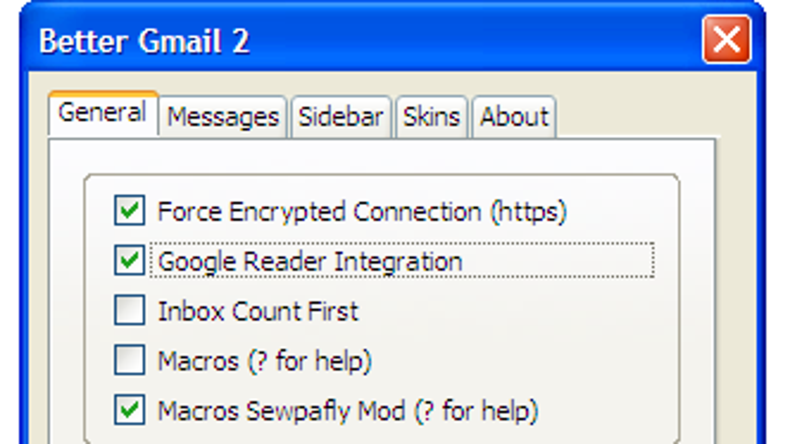 Better Gmail 2 Gets Four New Features Plus Skins