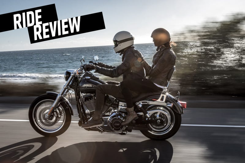 2004 harley davidson fxdl review