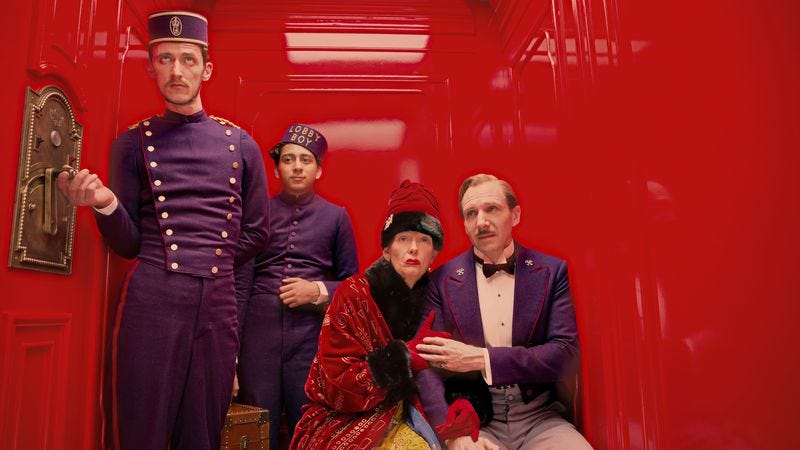 Illustration for article titled The Grand Budapest Hotel is Wes Anderson's highest-grossing blockbuster smash hit ever