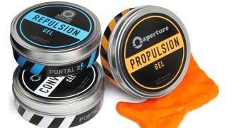 Illustration for article titled Buy Your Own Portal 2 Propulsion Gel