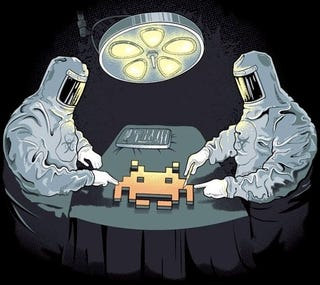 Illustration for article titled Warner Brothers Wants Space Invaders To Attack You, But Slowly