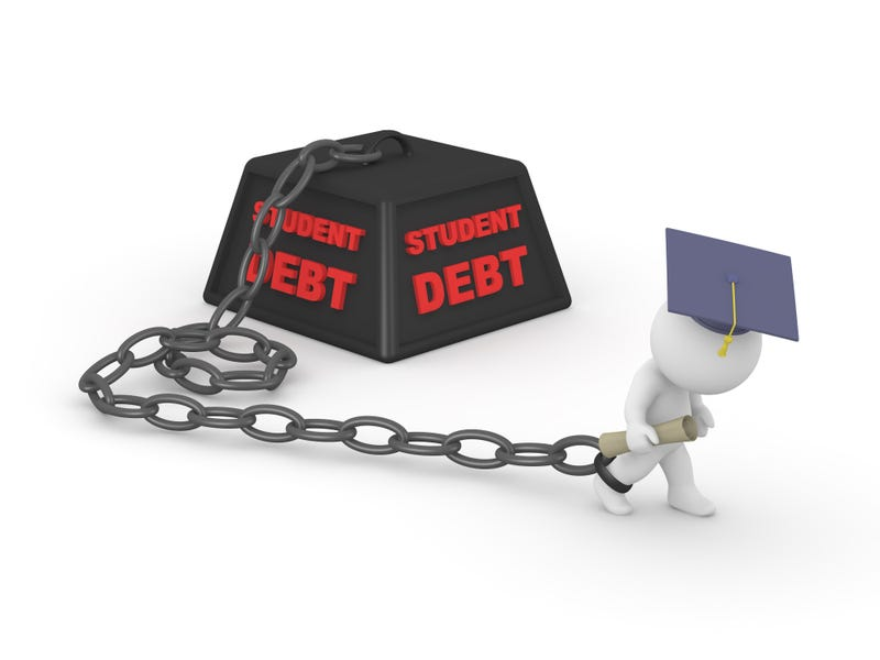Illustration for article titled Mandatory Wage Garnishment for Your Student Loans Could Become Law