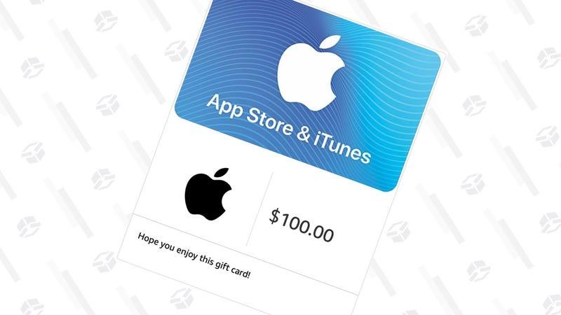 $15 de descuento en la compra de una tarjeta de iTunes con $100 | $85 | Amazon | Código promocional ITUNES15Gráfico: Shep McAllister