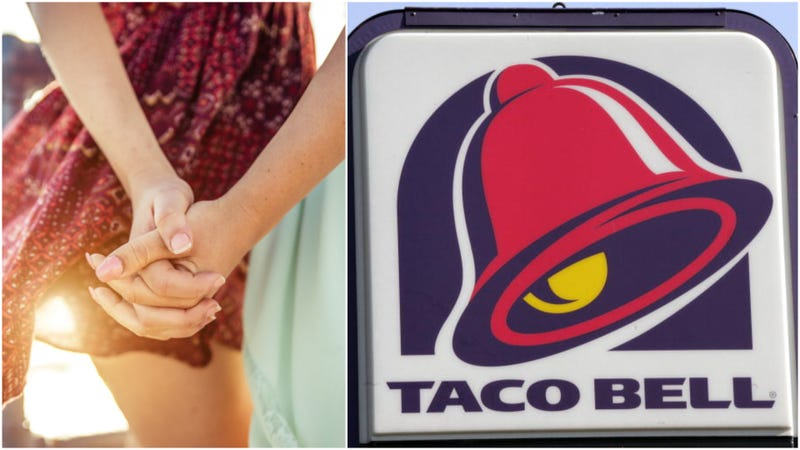 Illustration for article titled Couple takes prom photos at Taco Bell, making hearts warmer than Diablo sauce