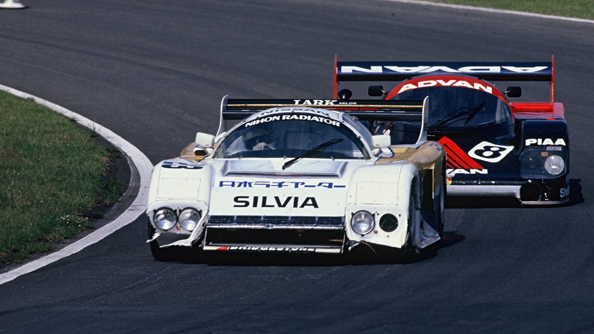 The Skyline That Lied: When Nissan Built A Race Car It Probably