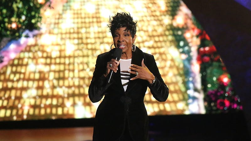 Gladys Knight performs onstage at 'Q 85: A Musical Celebration for Quincy Jones' presented by BET Networks at Microsoft Theater on September 25, .2018 in Los Angeles, California