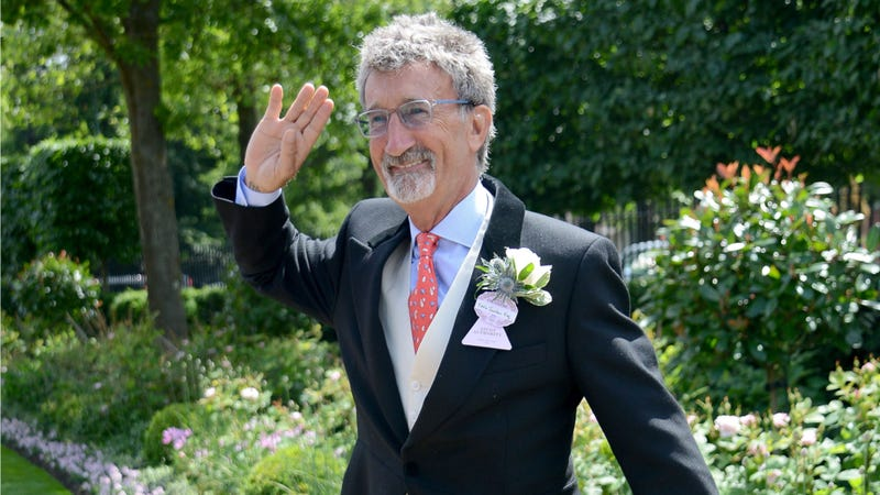 Illustration for article titled Formula One Guy Eddie Jordan Might Be On Top GearAlso?