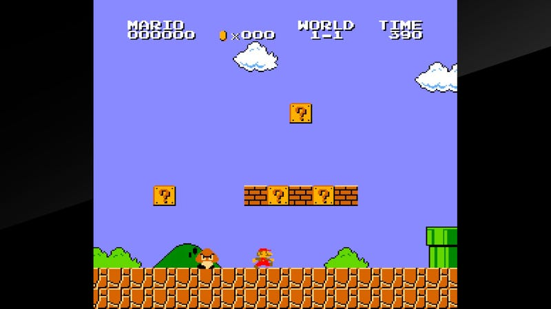 This is not Super Mario Bros.