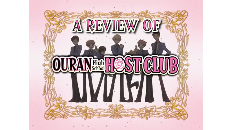 Illustration for article titled Grex's Ouran High School Host ClubReview