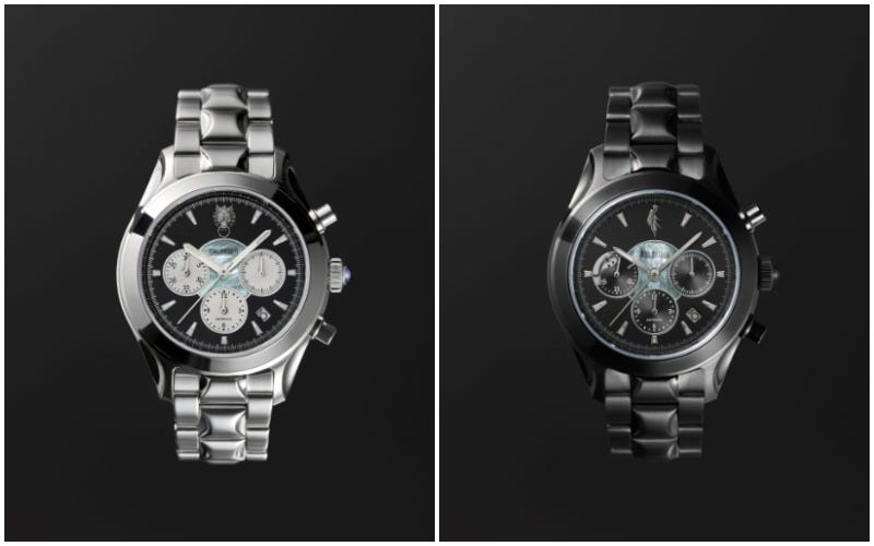 Illustration for article titled Final Fantasy VII Remake Watches, Yours For Only $2,500 Each
