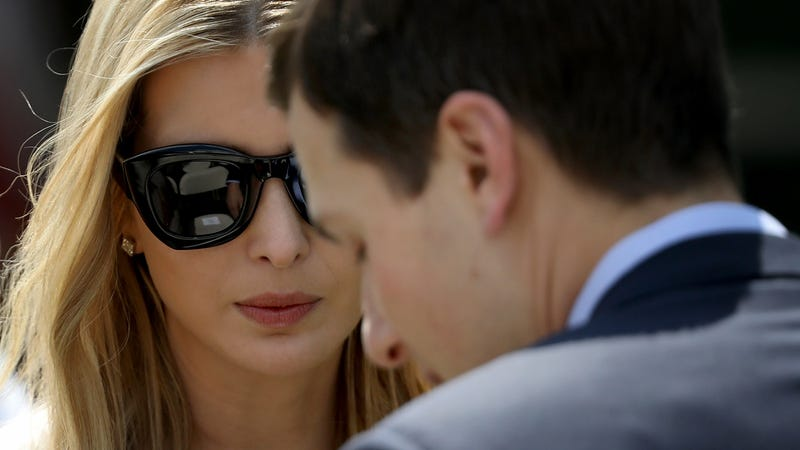 Jared And Ivanka Have This Whole Impeachment Thing Under Control