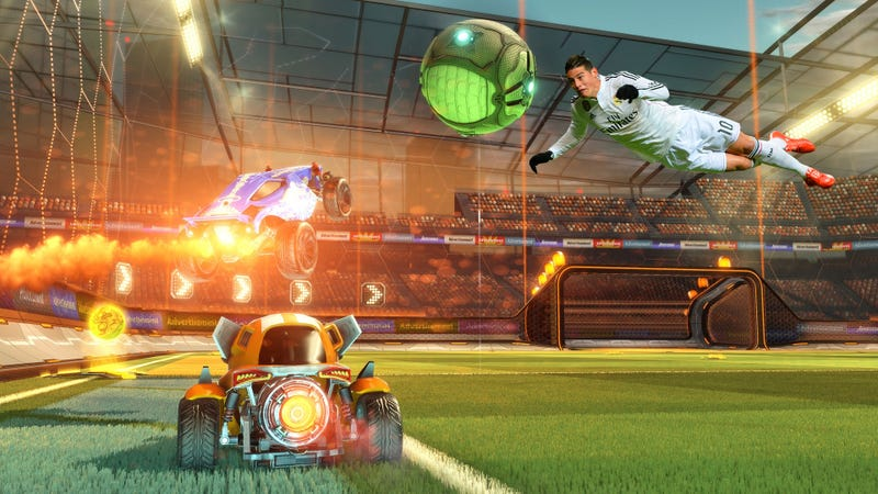 Illustration for article titled Rocket League Can Be America's Secret Gateway To Soccer