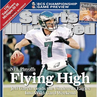 Illustration for article titled The Eagles Will Probably Sign Jeff George By Week 4