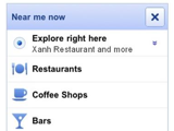 "Illustration for article titled Google's ""Near Me Now"" Knows Where You Are, Searches Without Typing"