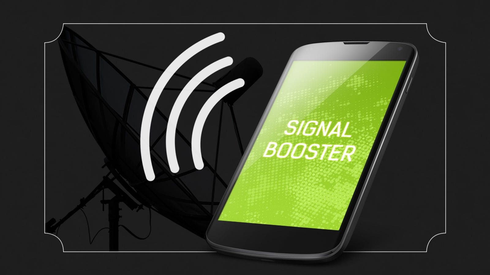 How to Permanently Solve Bad Reception with a Cell Phone