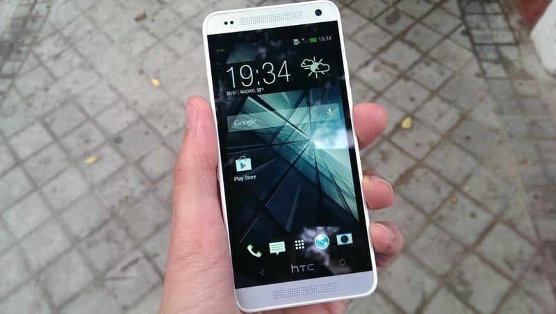 Illustration for article titled Análisis del HTC One Mini: pequeño en tamaño, enorme en diseño