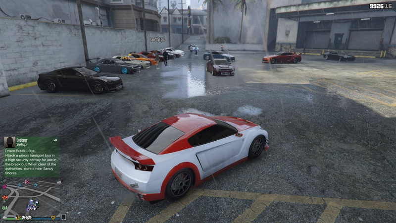 Behind The Wheel With GTA Online's Most Hardcore Gearheads