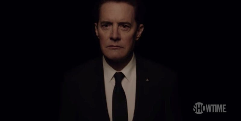 Illustration for article titled Agent Cooper Makes His Return in Latest Twin Peaks Teaser
