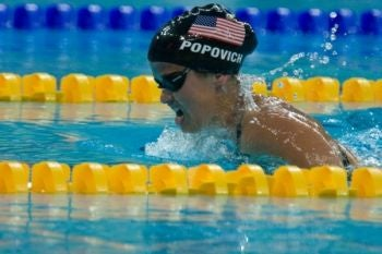 Illustration for article titled The Paralympics Begin With Style, The US Dominates Swimming