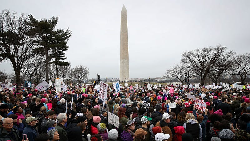 DOJ Drops IP Log Request for Anti-Trump Protest Site