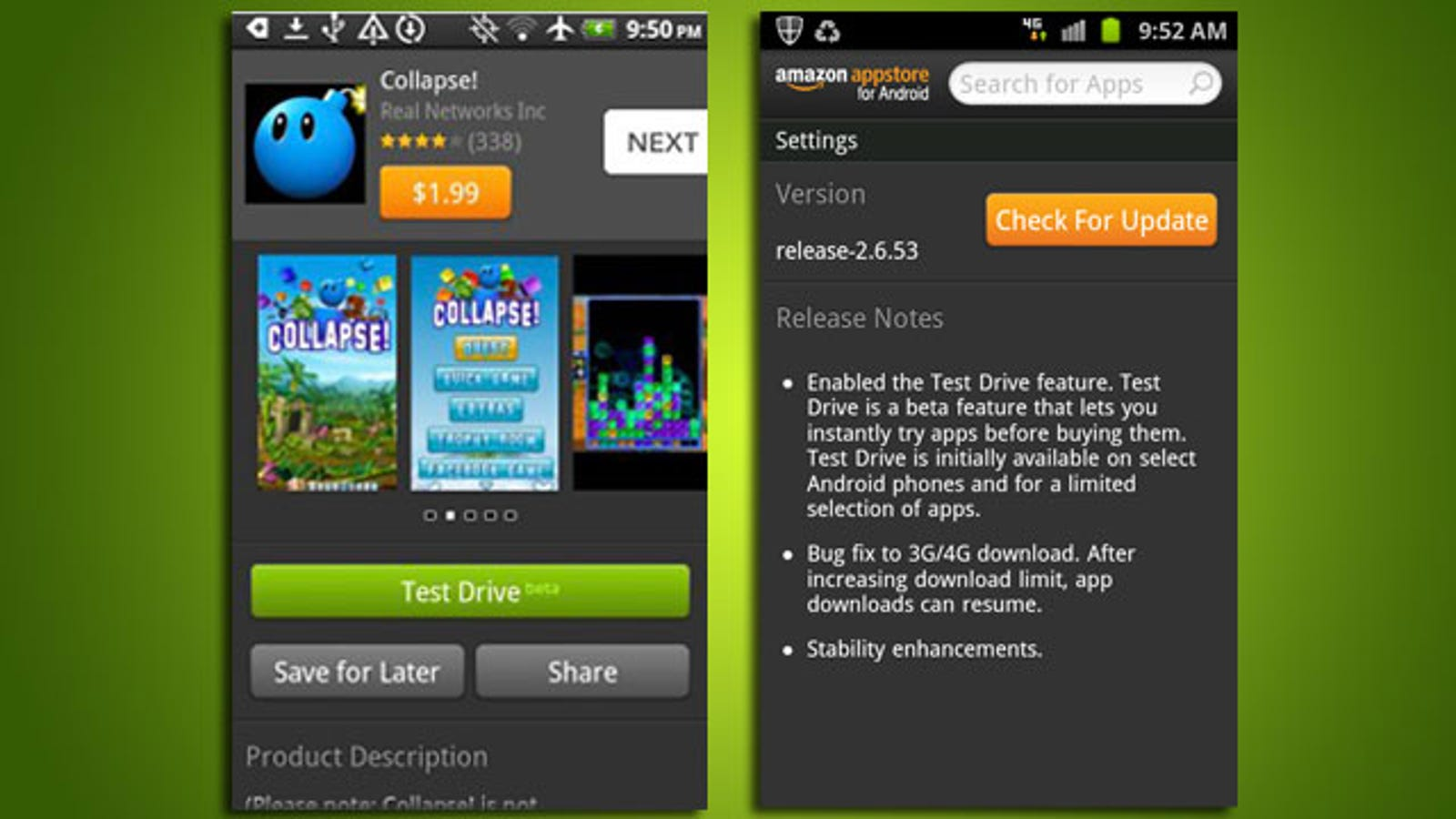 Amazon Appstore Lets You Test Drive Apps Before Buying Them